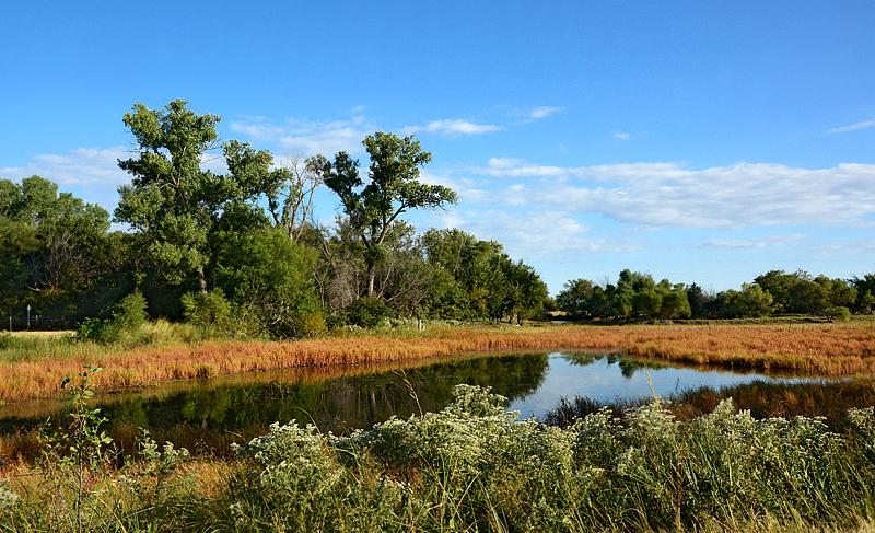 duckhead lake early fall